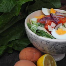 Romeinse salade